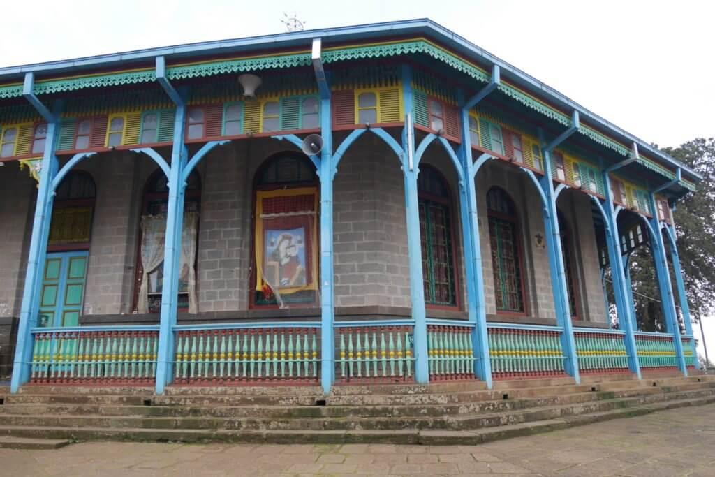 O que fazer em Adis Abeba - igreja