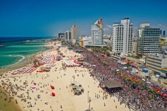 Transporte em Tel Aviv