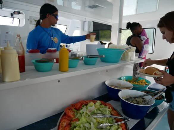 Praias de Porto Rico barco para Culebra