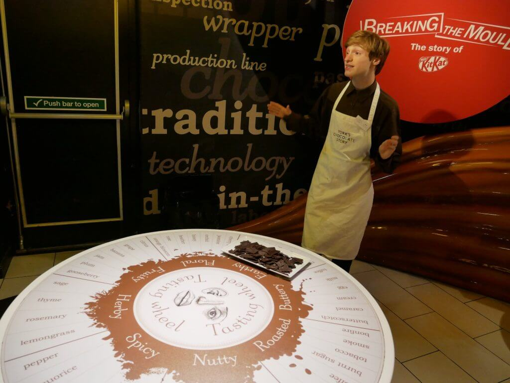 Chocolate Story em York