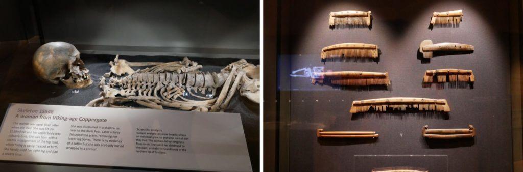 Museu Jorvik em York
