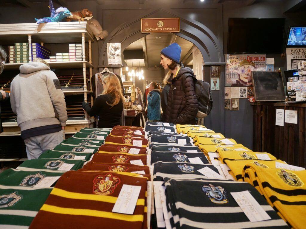 York na Inglaterra Shamble Harry Potter