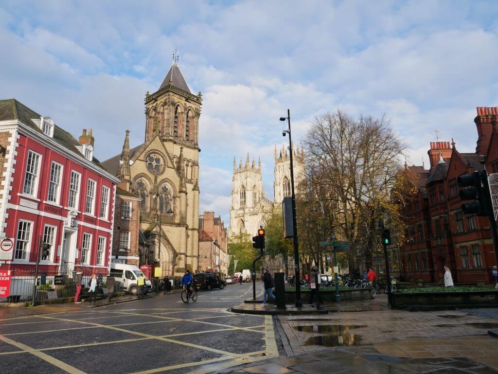 York na Inglaterra Catedral