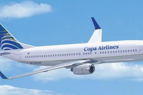 Copa Airlines coronavirus