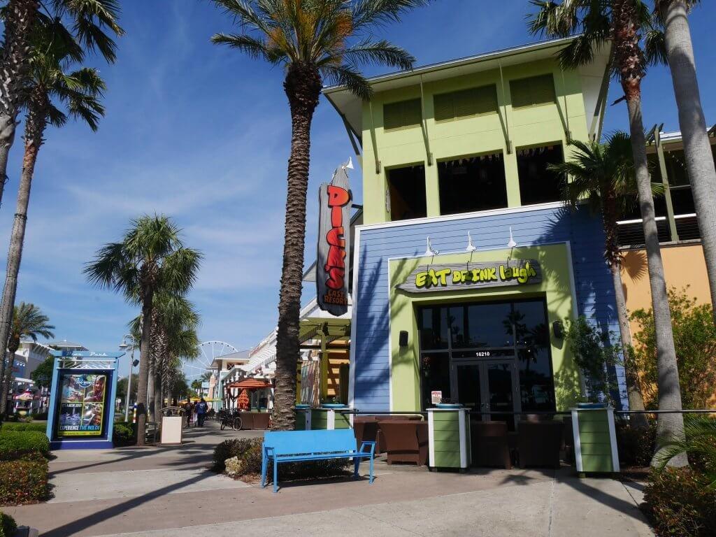 Panama City Beach FloridaPierPark
