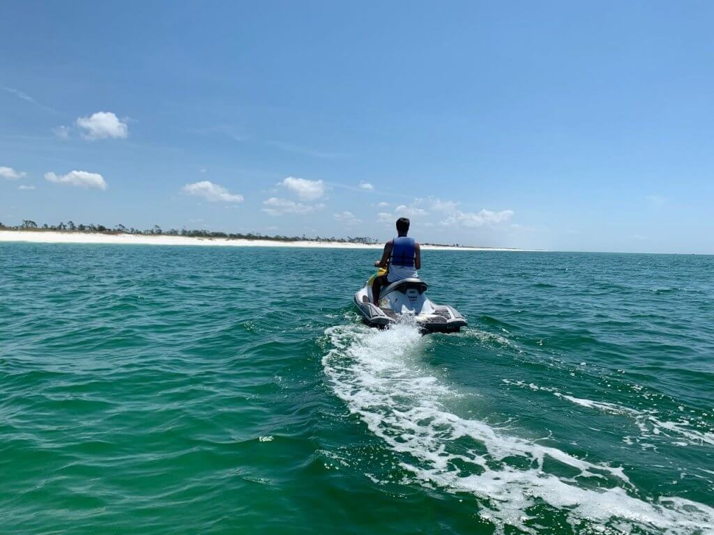 Panama City Beach FloridaShell Island