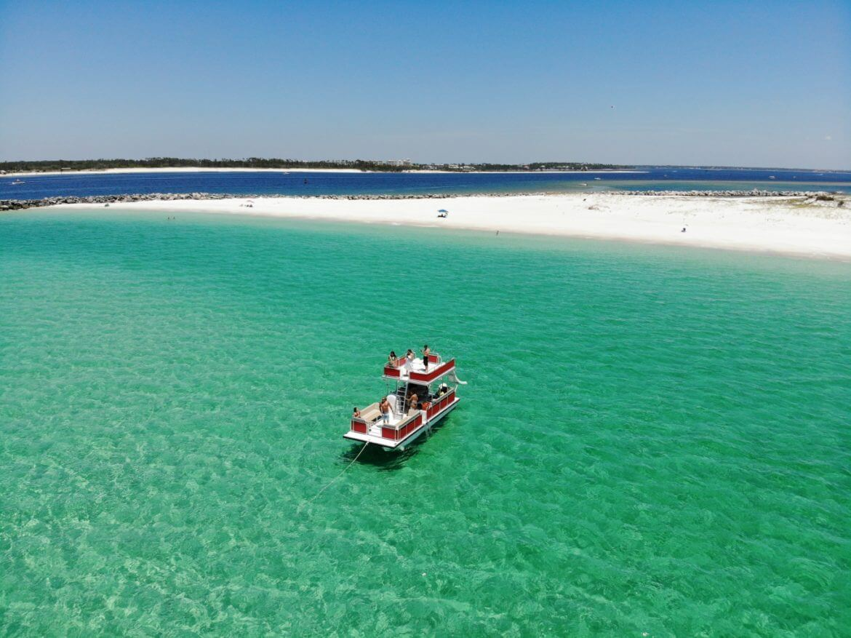 Panama City Beach FloridaShell Island credito Anderson Spinelli