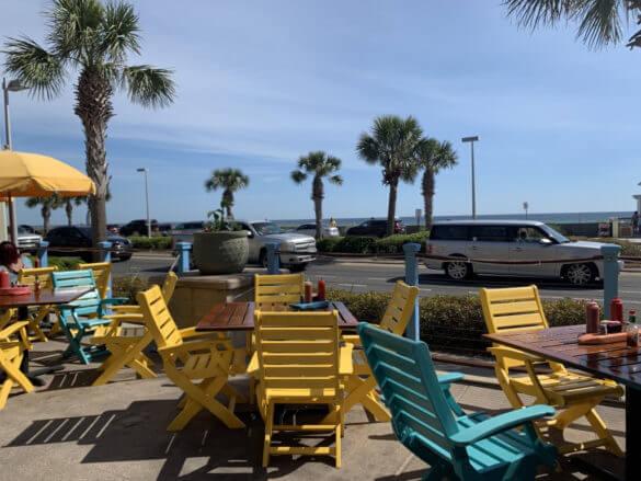 Panama City Beach O que fazer restaurantes