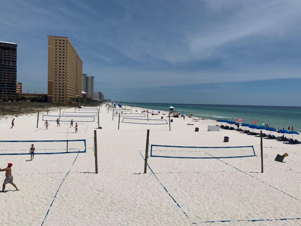 Panama City Beach Praia Central
