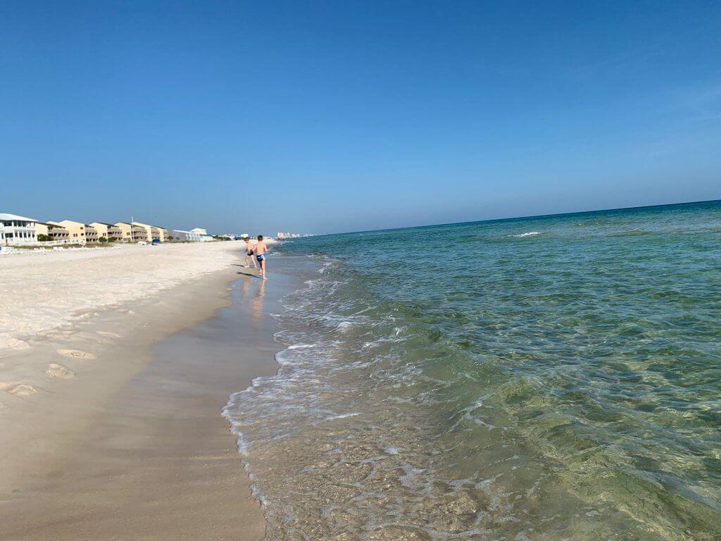 Panama City Beach o que fazer praia