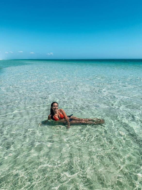Panama City Beach o que fazer shell island