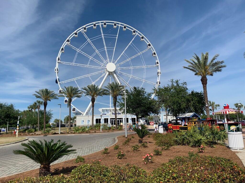 Panama City Beach roda gigante