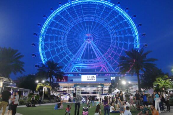 Roda gigante Orlando