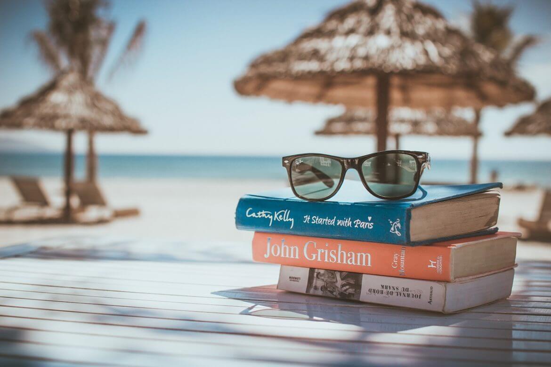livros para uma viagem