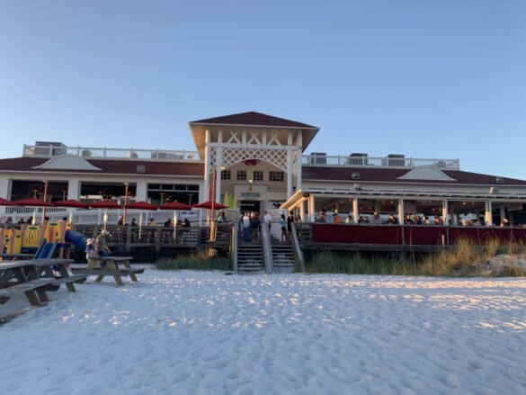 restaurante crab trap
