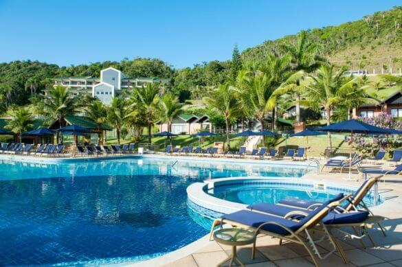 Hotel Infinity Blue em Balneário Camboriú