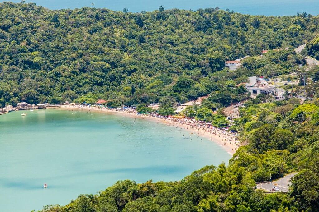 Balneario Camboriu-Praia das Laranjeiras