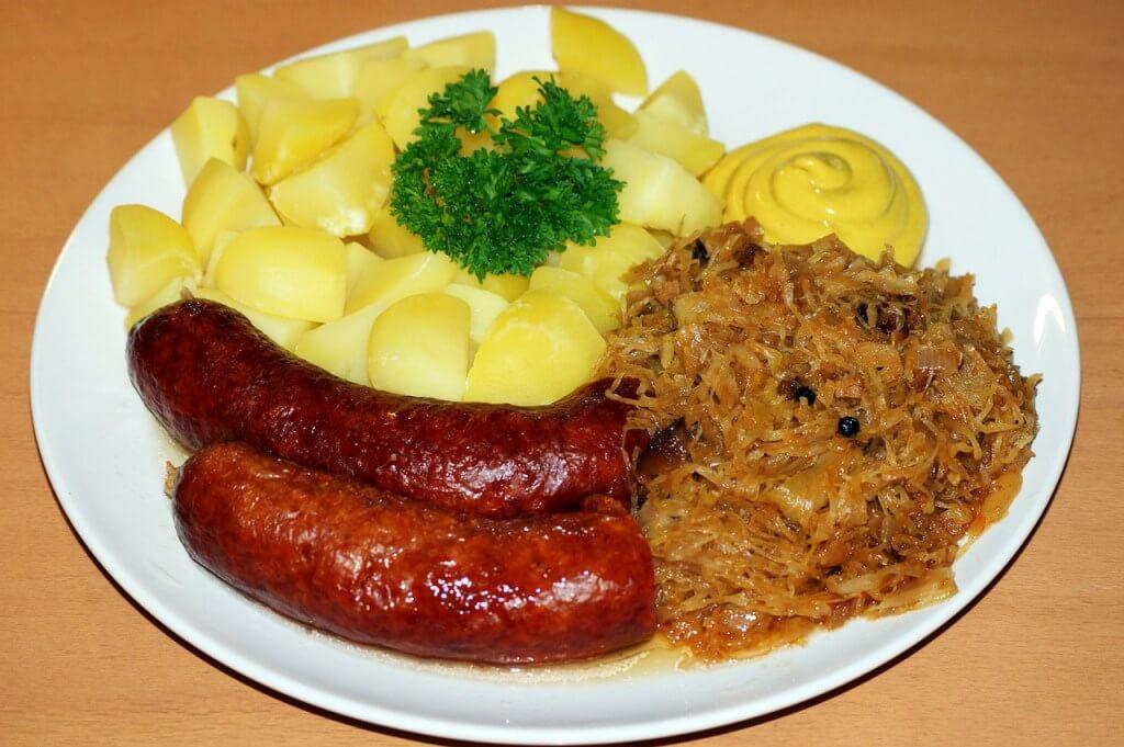 repolho prato tipico alemanha