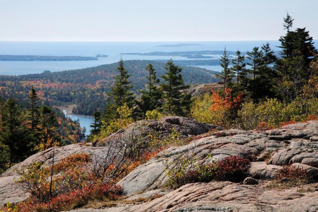 Parques nacionais dos Estados Unidos - Acadia National Park