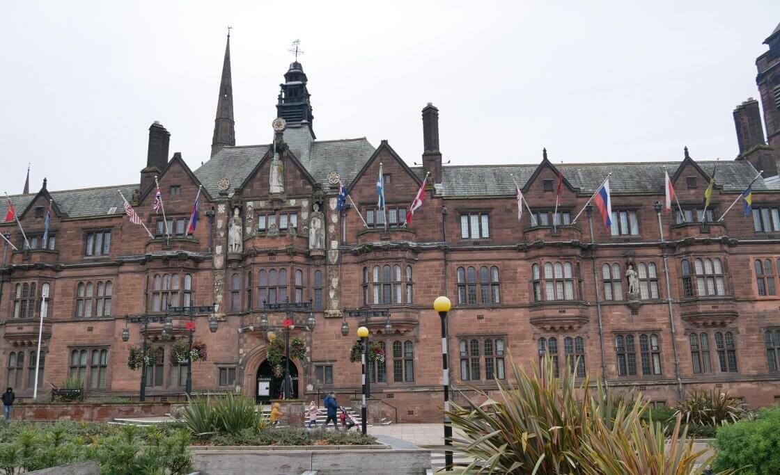 Coventry Inglaterra