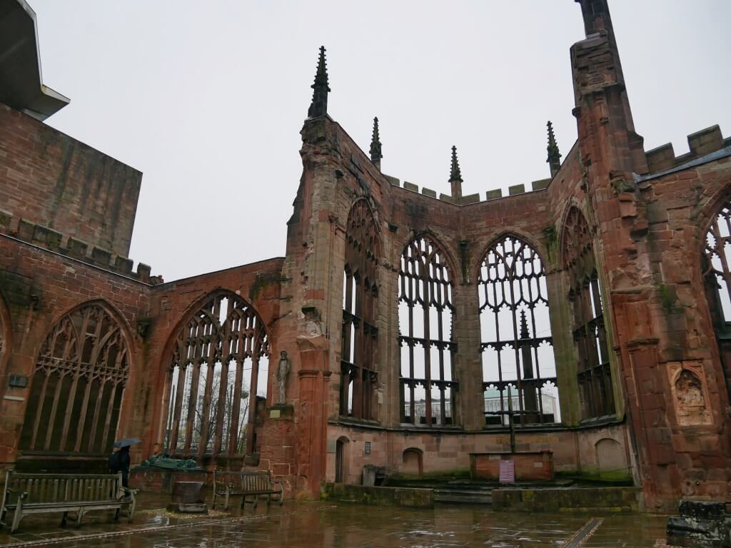 Coventry Inglaterra-catedral