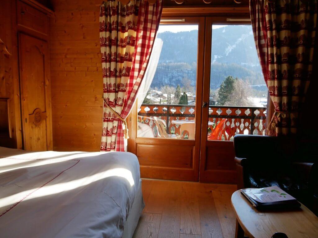 hotel em Samoëns estação para esquiar na França