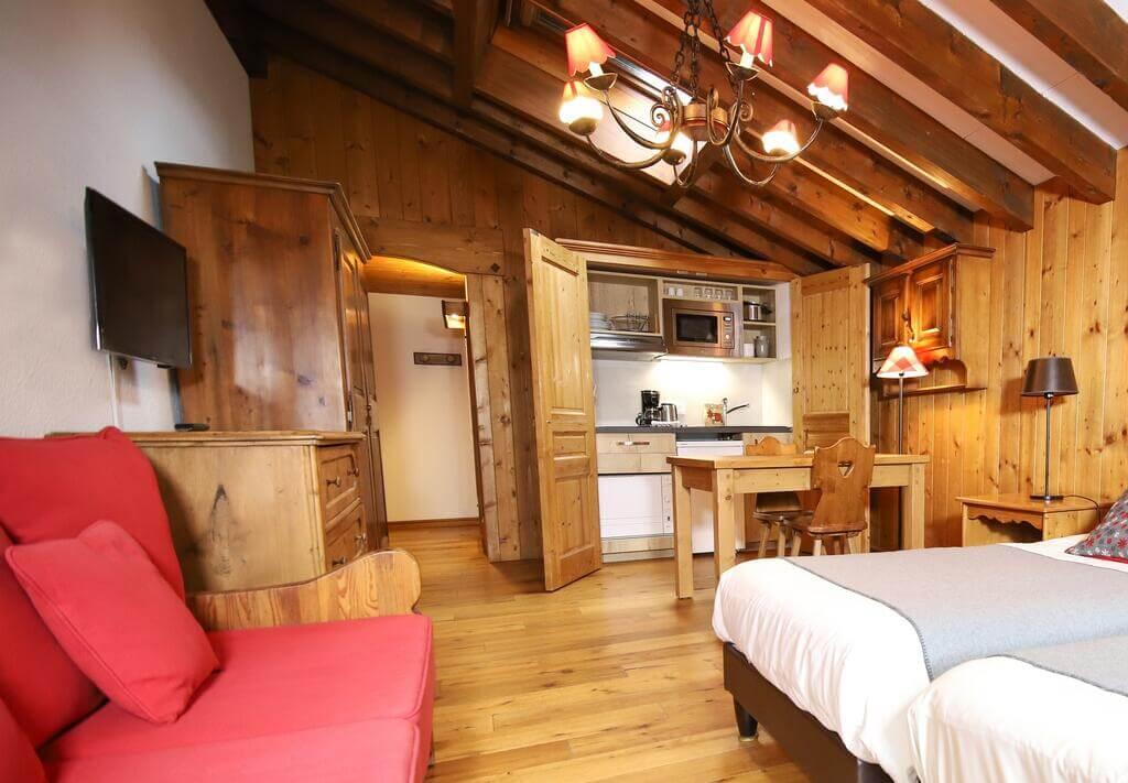 hotel na estação de esqui de Samoëns