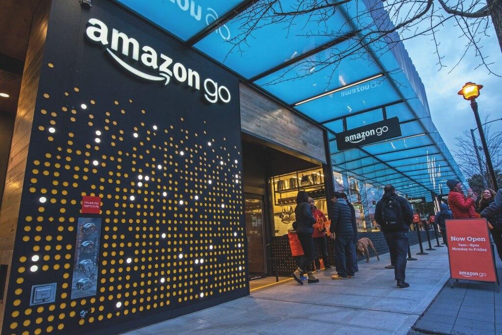 AmazonGo -coisas para fazer em Seattle