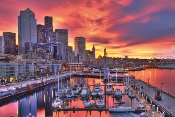 Coisas para fazer em Seattle
