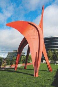 O que fazer em seattle olympic sculpture park