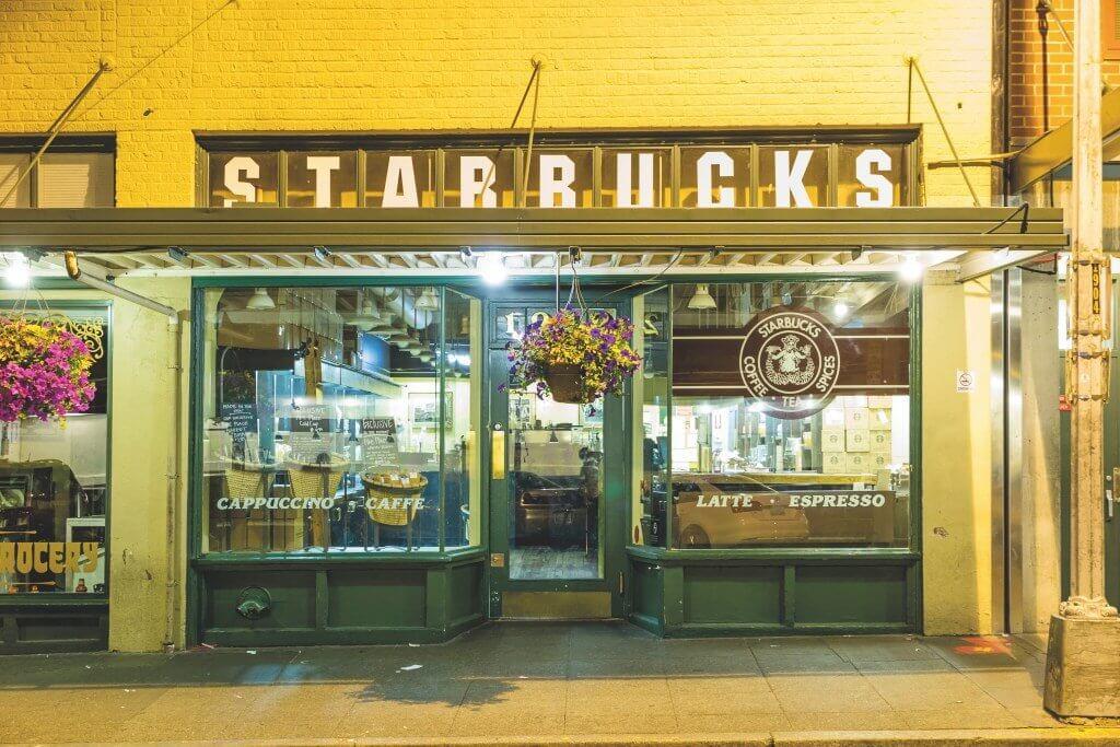 Coisas para fazer em Seattle - Starbucks