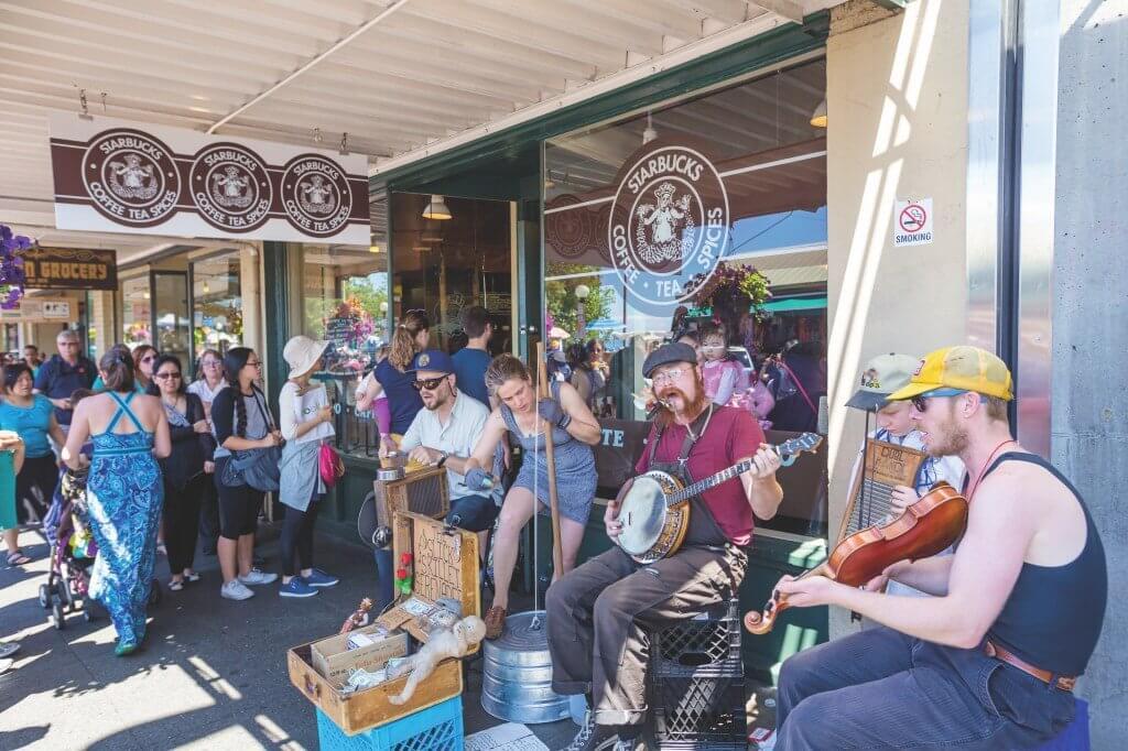 Coisas para fazer em Seattle -Starbucks