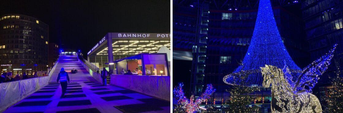 Mercados de Natal na Alemanha Berlim Potsdamer gallery