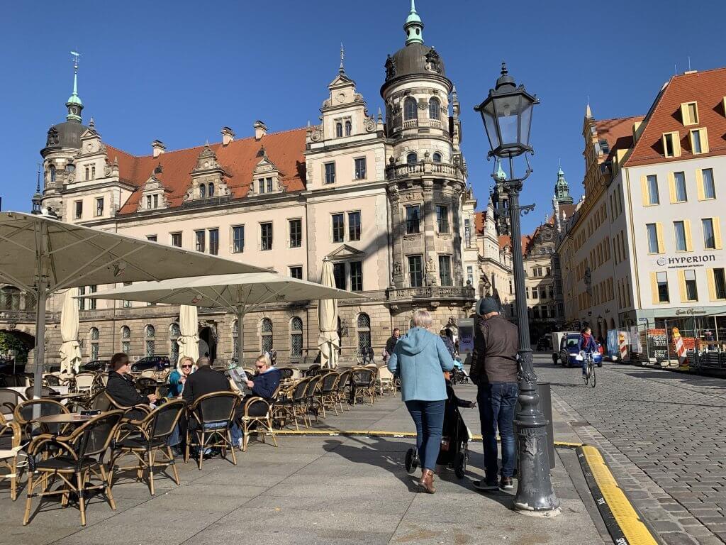 Mercados de Natal na Alemanha Dresden