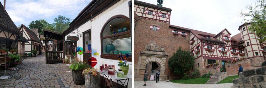 Nuremberg Alemanha centro