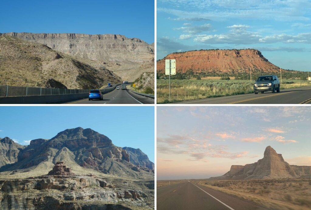 Page Arizona LasVegas Grand Canyon