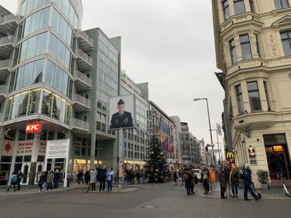 Berlim Checkpoint Charlie o que fazer