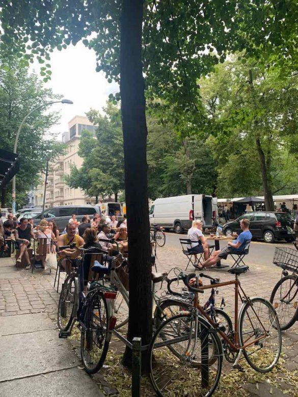 Boxhagener Platz O que fazer em Berlim