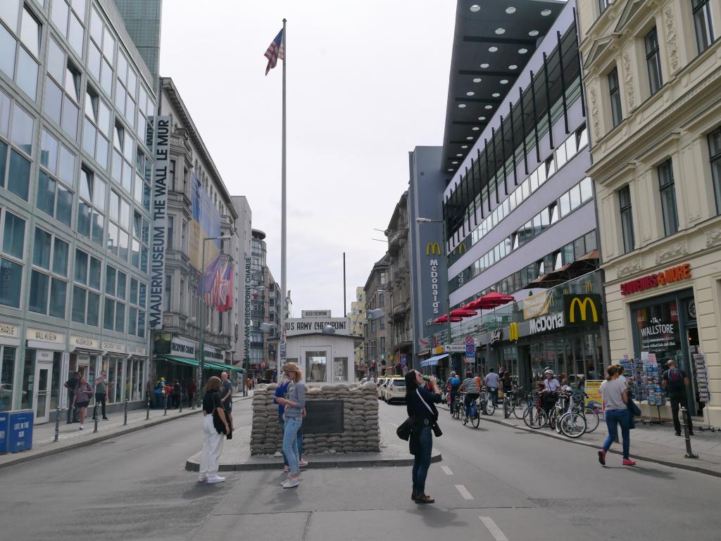 Checkpoint Charlie Passeios em Berlim