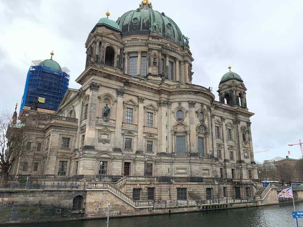 Dom Catedral de berlim Passeios em Berlim