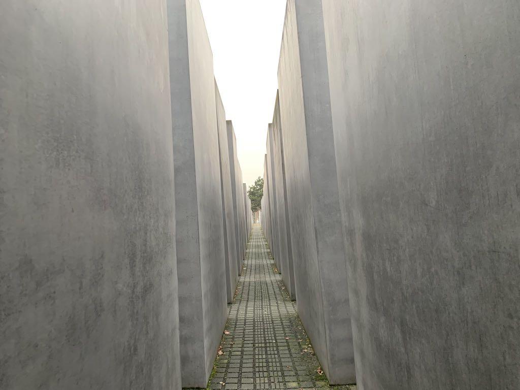Memorial aos judeus Atracao Berlim