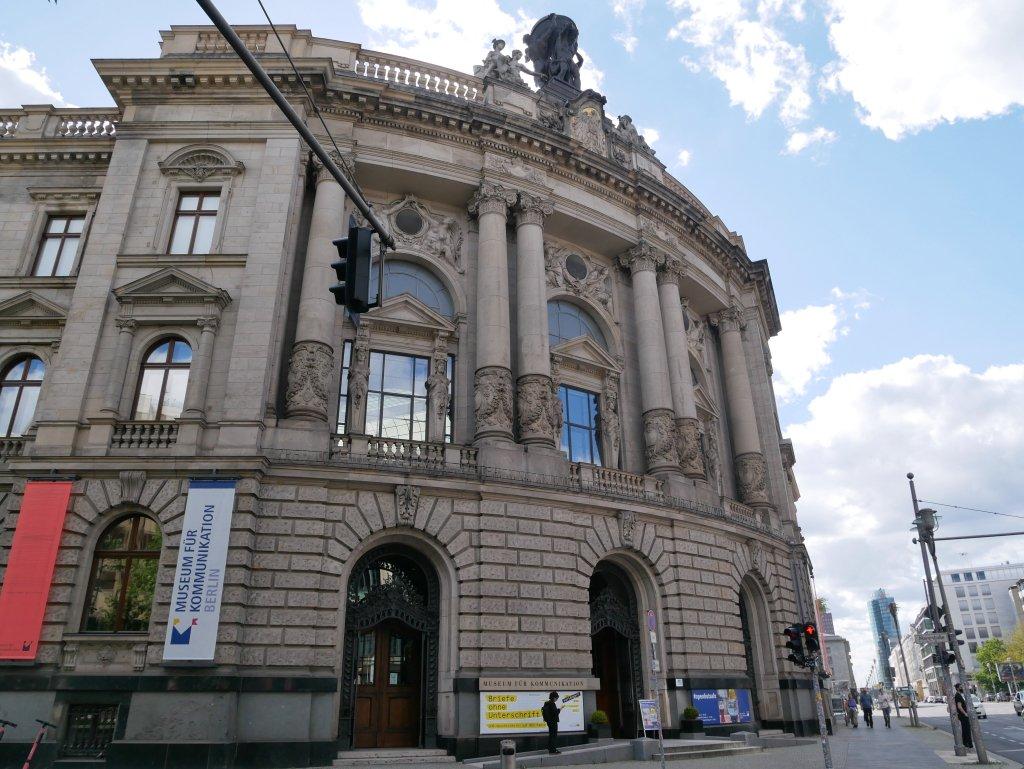 Museu da Comunicacao Passeio em Berlim