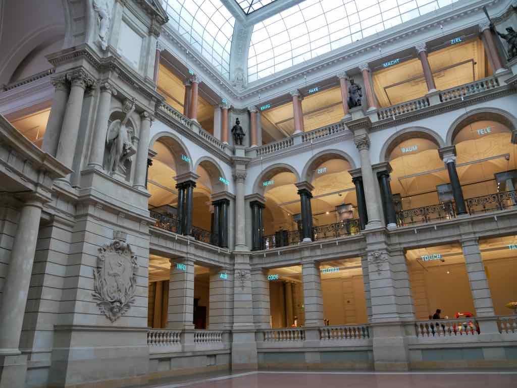 Museu da Comunicacao Passeios em Berlim