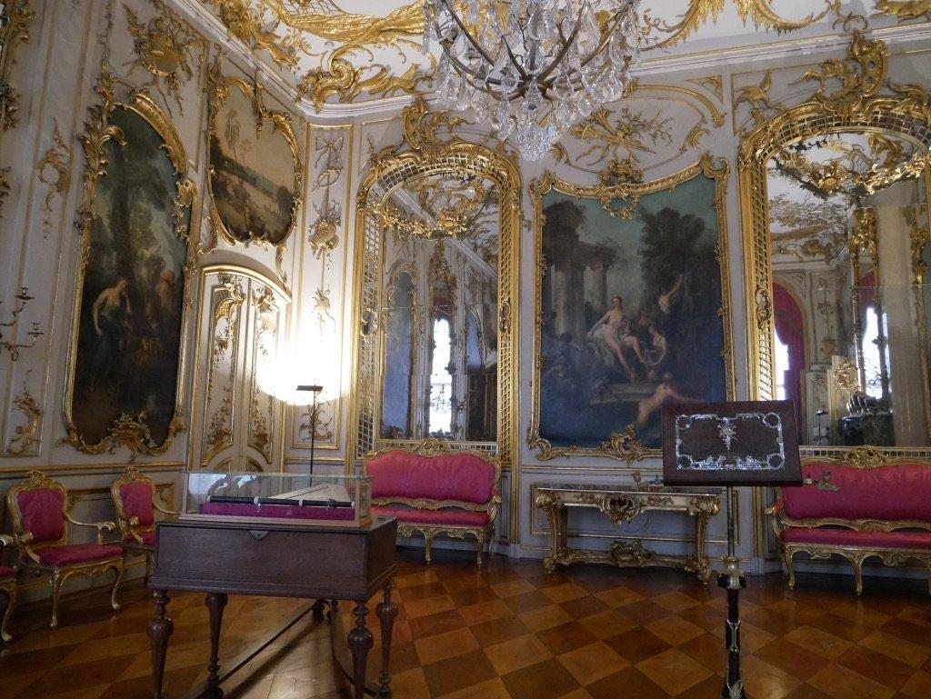 Palacio Sanssouci Potsdam