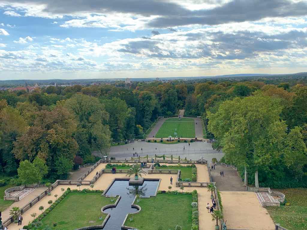 Potsdam Parque palacios