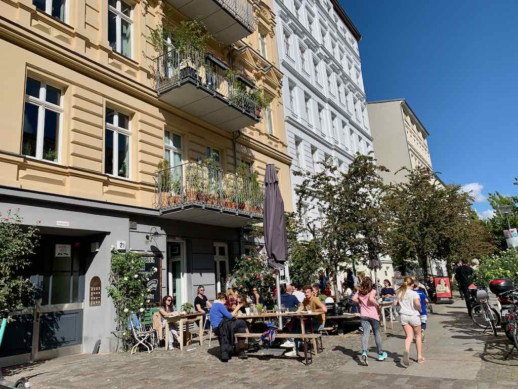 Prenzlauer Berg O que fazer em Berlim