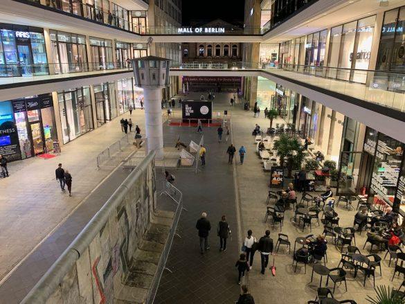 Shopping Mall of Berlin