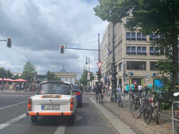 Trabi passeios em Berlim