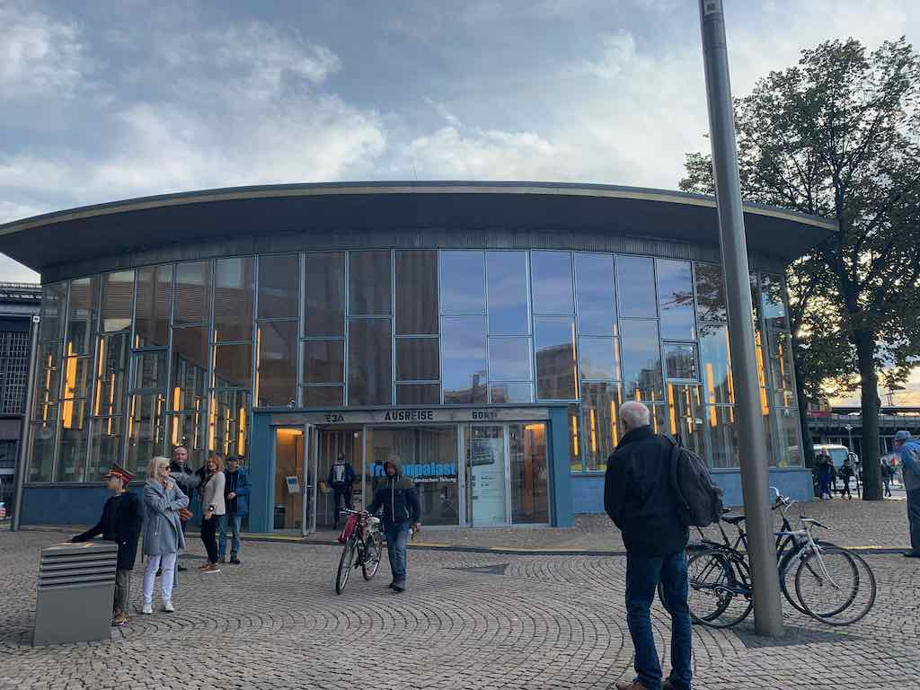 Trennenpalast Museu em Berlim passeio em Berlim
