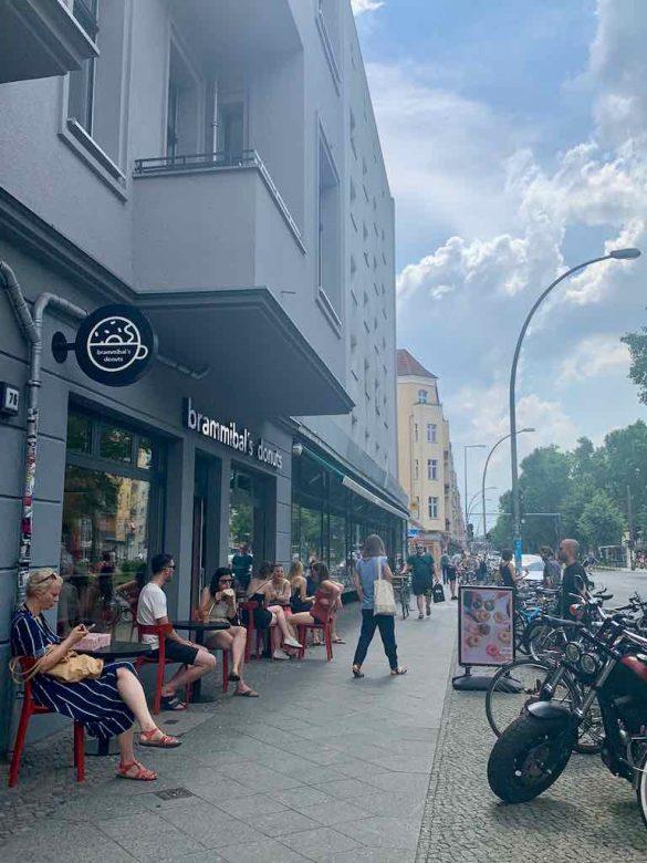 friedrichshain bairro em Berlim